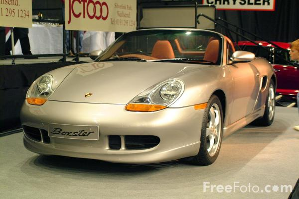 Picture of Porsche Boxster - Free Pictures - FreeFoto.com