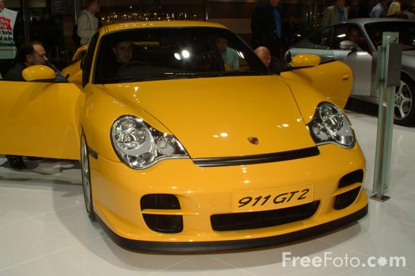 Picture of Porsche 911 GT2 - Free Pictures - FreeFoto.com