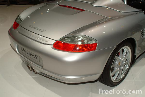Picture of Porsche Boxster S - Free Pictures - FreeFoto.com