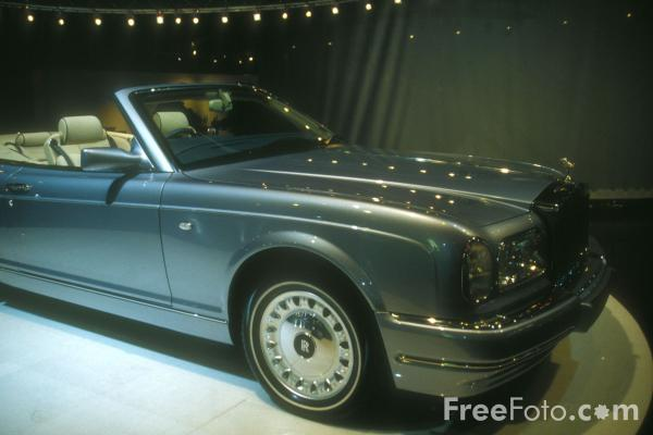 Picture of Rolls Royce - Free Pictures - FreeFoto.com