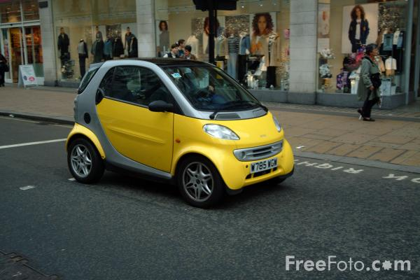 2010 Smart Car - Perfect For the Elderly