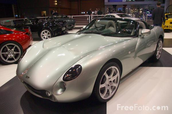 Picture of TVR Tuscan - Free Pictures - FreeFoto.com