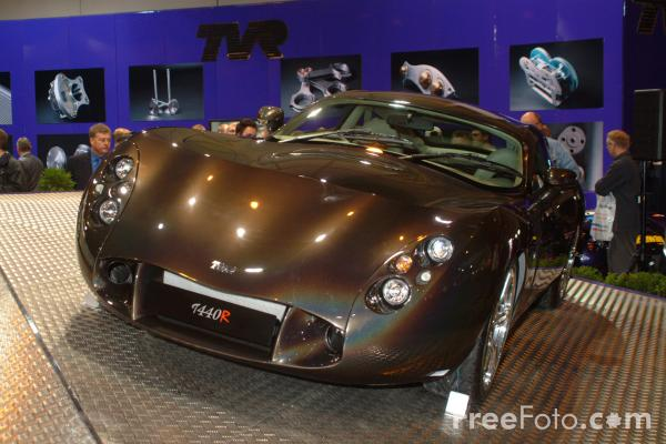 Picture of TVR T440R Sports Car - Free Pictures - FreeFoto.com