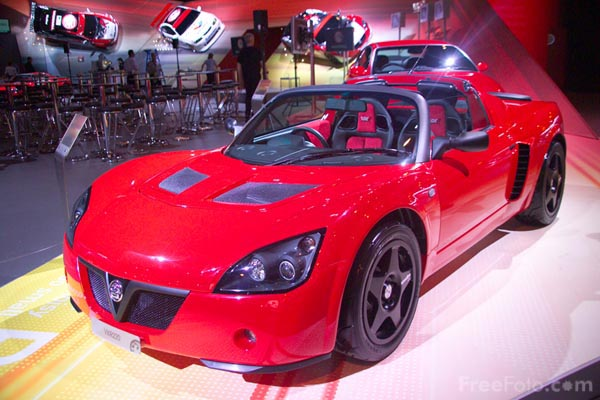 Picture of Opel - Vauxhall VXR220 - Free Pictures - FreeFoto.com