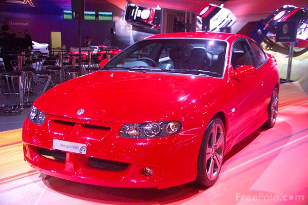 Picture of Monaro VXR - Free Pictures - FreeFoto.com