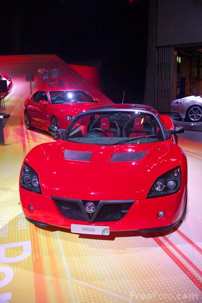 Vauxhall VXR220 wallpaper # 02 of 04, Front Angle, MY 2005 … Vauxhall VXR220 PICTURES