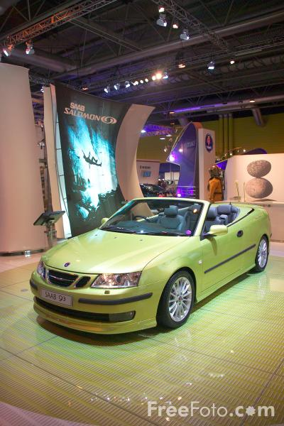 Picture of Saab 93 - Free Pictures - FreeFoto.com