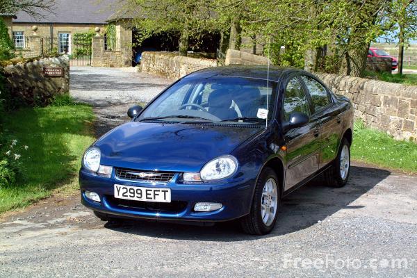 Picture of Chrysler - Free Pictures - FreeFoto.com