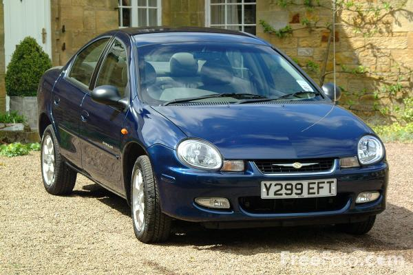 Picture of Chrysler Neon - Free Pictures - FreeFoto.com