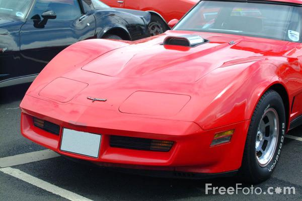 Picture of Corvette - Free Pictures - FreeFoto.com