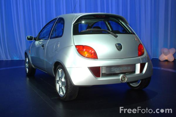 Ford Sportka. Picture of Ford Sportka,