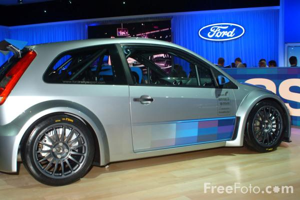 Picture of Ford Rallye Concept, Birmingham International Motor Show 2002 - Free Pictures - FreeFoto.com