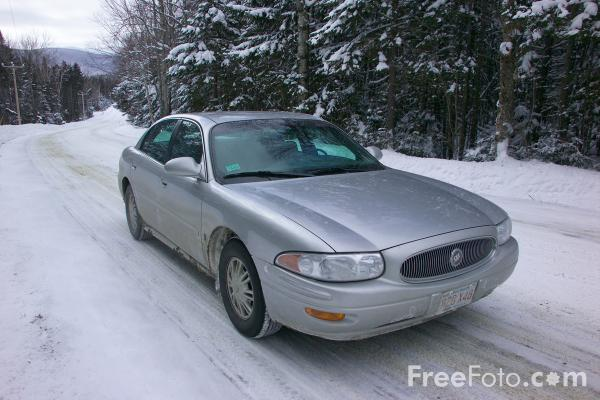 Picture of Buick Lesabre - Free Pictures - FreeFoto.com
