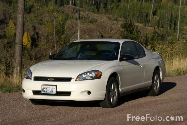 Picture of Chevrolet monte carlo - Free Pictures - FreeFoto.com