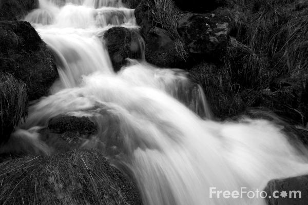 Picture of Waterfall - Free Pictures - FreeFoto.com