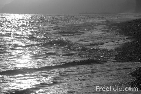Picture of The Sea - Free Pictures - FreeFoto.com