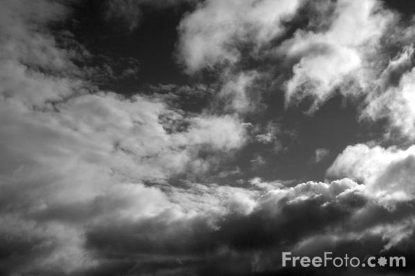 Picture of Clouds - Free Pictures - FreeFoto.com