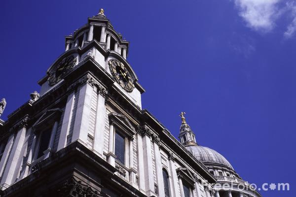 Picture of St Paul's Cathedral - Free Pictures - FreeFoto.com