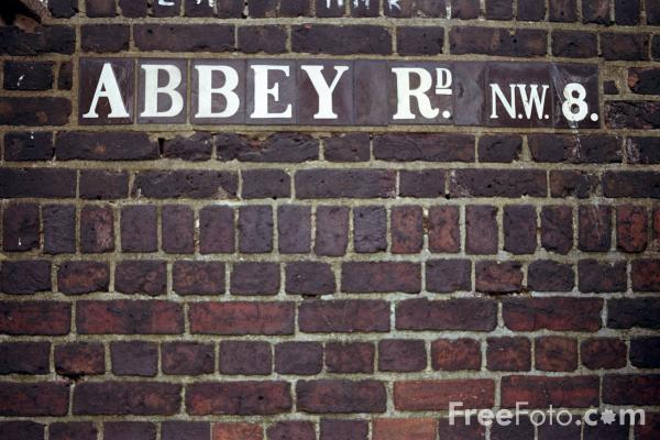 Picture of Abbey Road, London - Free Pictures - FreeFoto.com