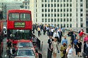 Image Ref: 31-10-11 - London double decker bus, London, England, Viewed 5632 times