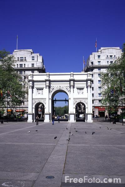 Picture of Marble Arch, London - Free Pictures - FreeFoto.com
