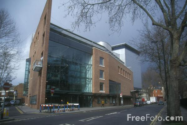 Picture of Sadlers Wells - Free Pictures - FreeFoto.com