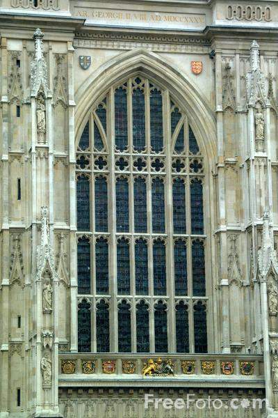 Picture of Westminster Abbey, London, England - Free Pictures - FreeFoto.com