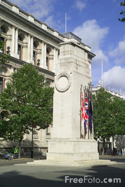 Picture of The Cenotaph - Free Pictures - FreeFoto.com
