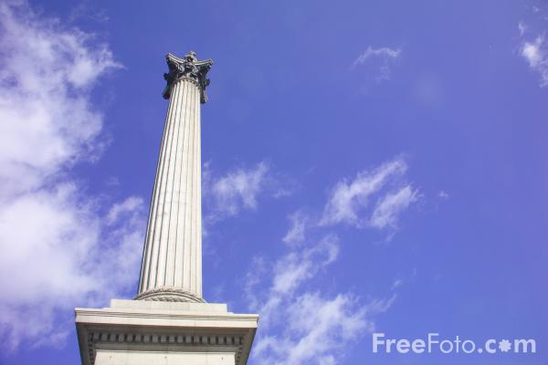 Picture of Trafalgar Square, London, England - Free Pictures - FreeFoto.com