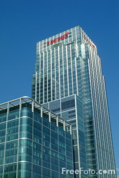 Picture of The London Arena, Canary Wharf - Free Pictures - FreeFoto.com