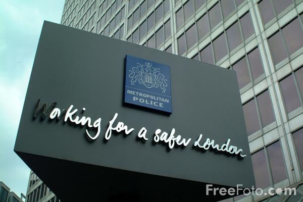 Picture of New Scotland Yard, London - Free Pictures - FreeFoto.com