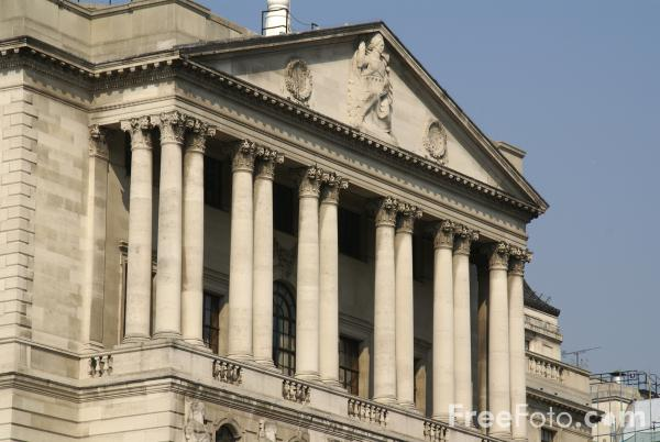 Picture of Bank of England - Free Pictures - FreeFoto.com