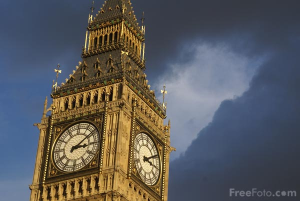 Picture of Houses of Parliament - Free Pictures - FreeFoto.com