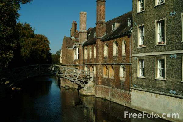 Picture of Cambridge, England - Free Pictures - FreeFoto.com