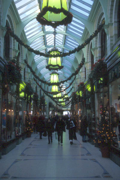 Picture of Old Shopping Centre, Norwich - Free Pictures - FreeFoto.com
