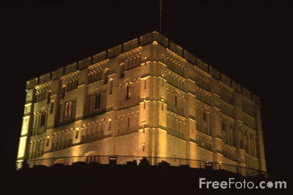 Picture of Norwich Castle - Free Pictures - FreeFoto.com