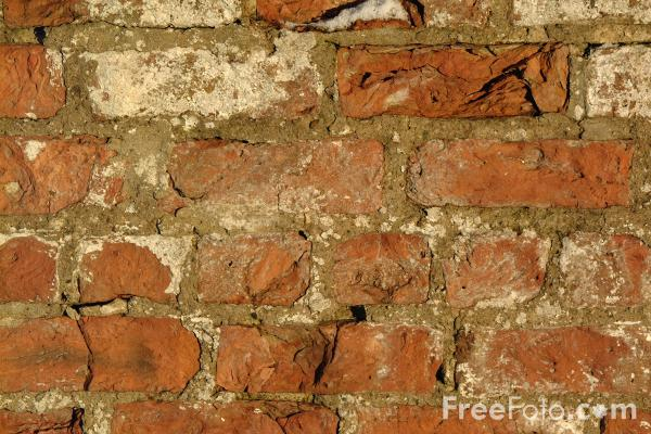 Picture of Brick Texture - Free Pictures - FreeFoto.com
