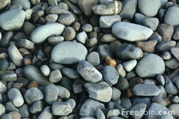 Picture of Pebbles - Free Pictures - FreeFoto.com