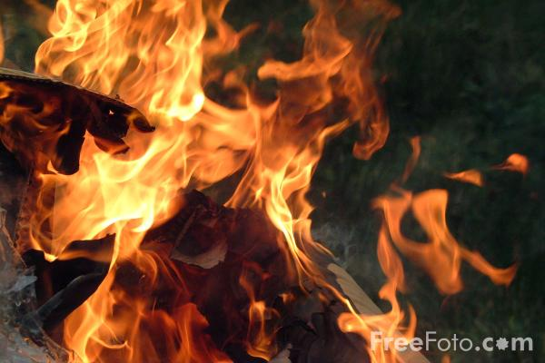 Picture of Fire / Flame Texture - Free Pictures - FreeFoto.com
