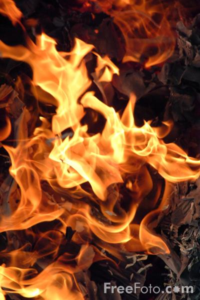 Picture of Fire / Flame Textures - Free Pictures - FreeFoto.com