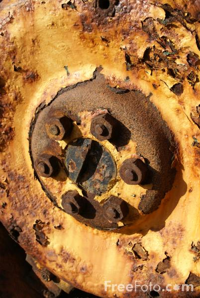 Picture of Rust - Free Pictures - FreeFoto.com