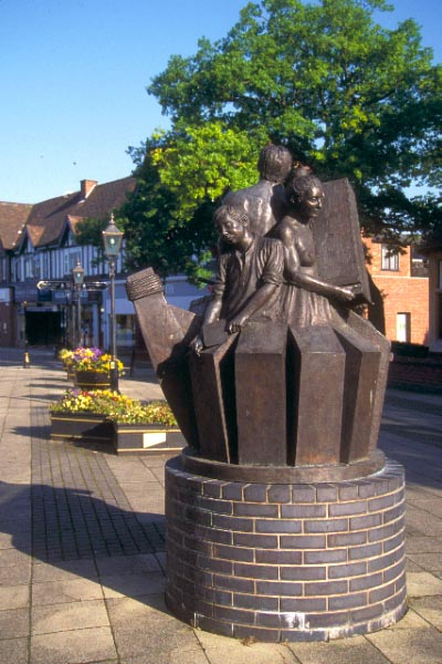 Picture of Droitwich - Free Pictures - FreeFoto.com