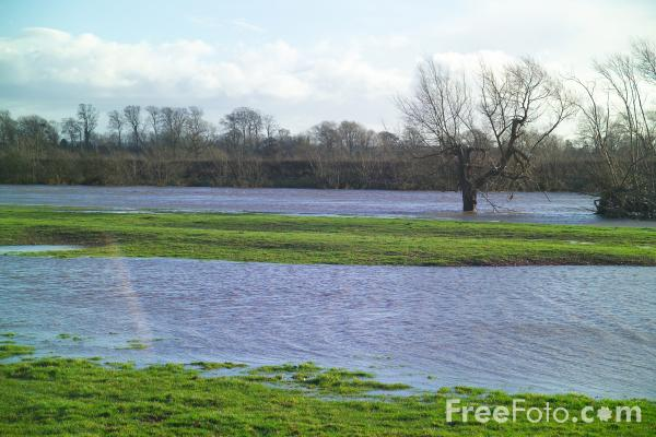 river tees in flood pictures  free use image  35