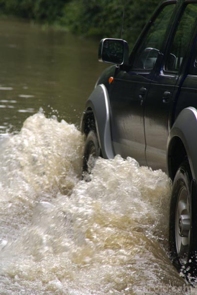 Picture of Flooding near Elsecar, South Yorkshire - Free Pictures - FreeFoto.com