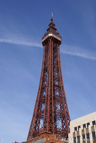 Blackpool Tower pictures, free use image, 37-01-73 by ...