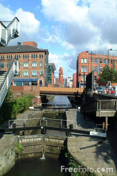 Picture of Manchester - Free Pictures - FreeFoto.com