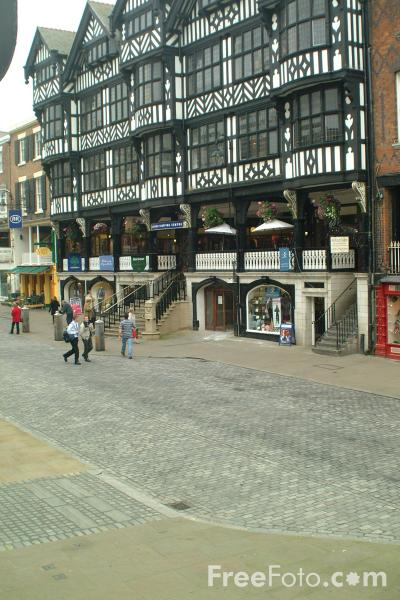 Picture of Chester - Free Pictures - FreeFoto.com