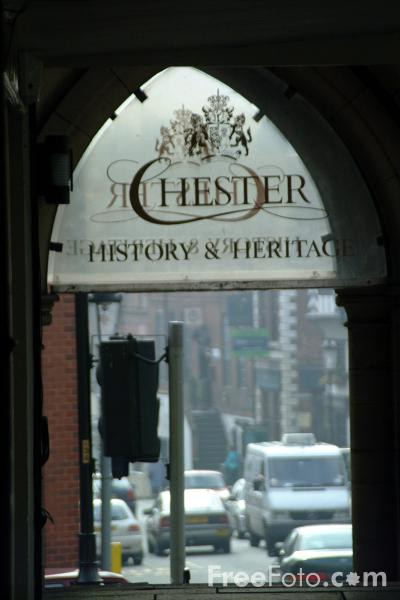 Picture of Chester Visitor Centre - Free Pictures - FreeFoto.com