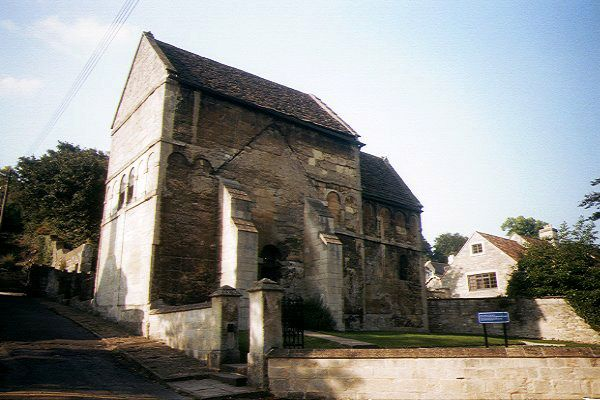 Picture of This Saxon church is one of the most important buildings of its age in Britain. - Free Pictures - FreeFoto.com