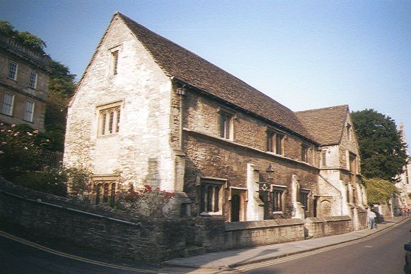Picture of Traditional Stone Building, Bradford on Avon - Free Pictures - FreeFoto.com
